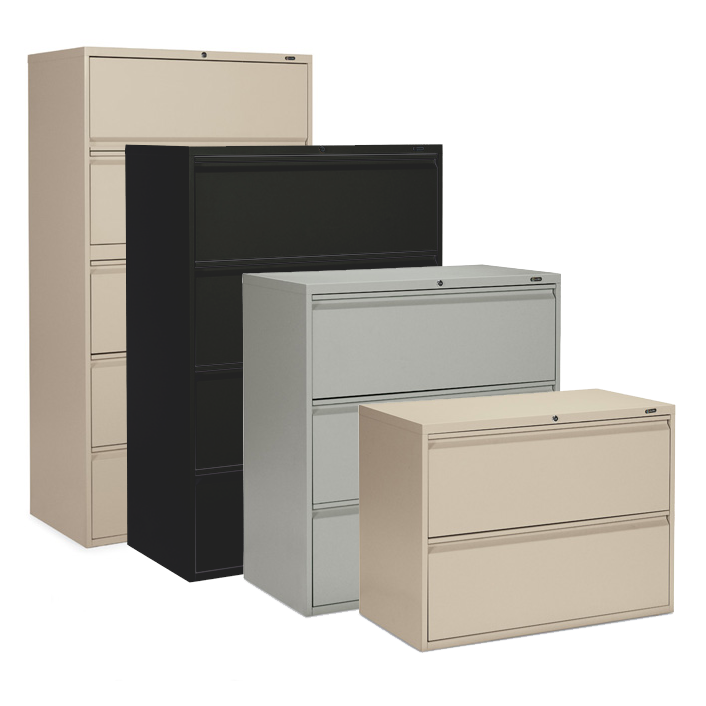 Vancouver Kitchen Cabinets: 1900 Series Lateral Filing Cabinets