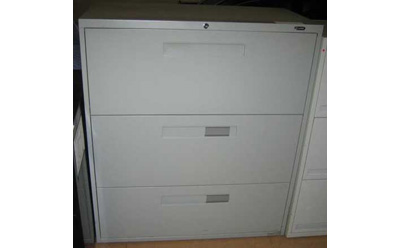 3 Drawers Lateral File Cabinets