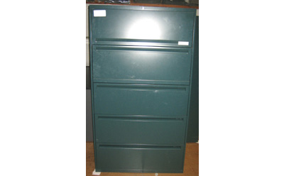 5 Drawer Lateral (U#74)