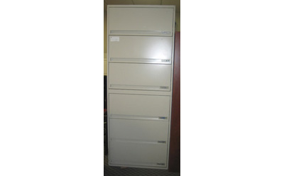 6 Drawer Lateral (U#1)