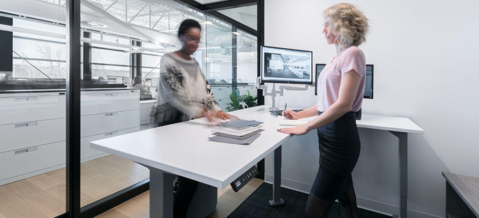 artopex height adjustable desk