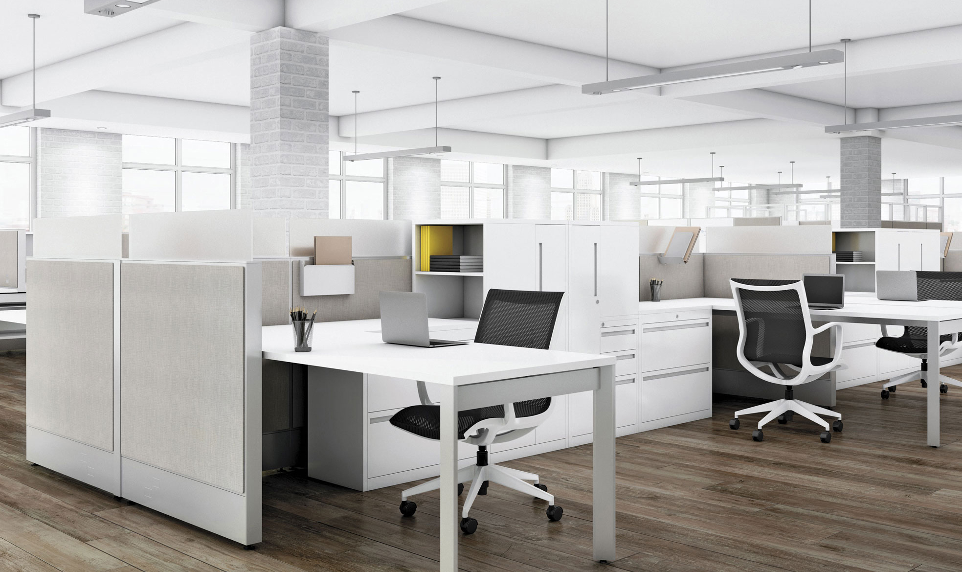 Boulevard Panel System Workstations Buy Rite Business