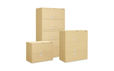 9100 Series Lateral Filing Cabinets