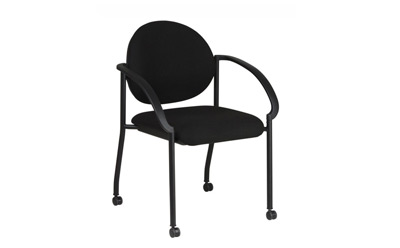 Guest Chair with Casters