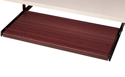 Laminate Keyboard Tray 1