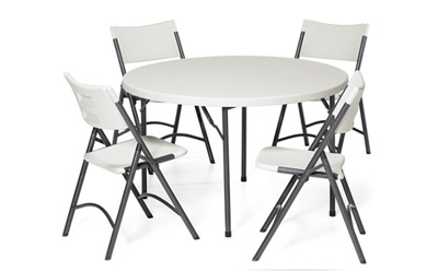 Lite Lift Folding Tables and Chairs