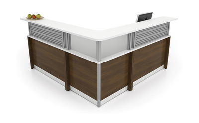 RC Corner Reception Desk
