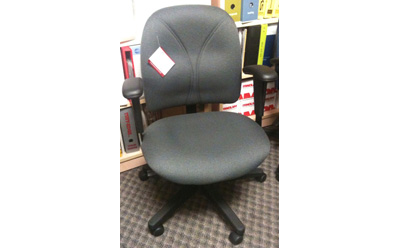 Tyson - Low Back Chair