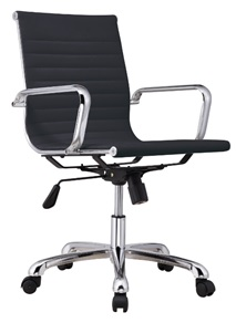 Ultimo Mid-Back Leather Executive Chair