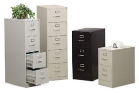 File Cabinets, Shelves & Storage