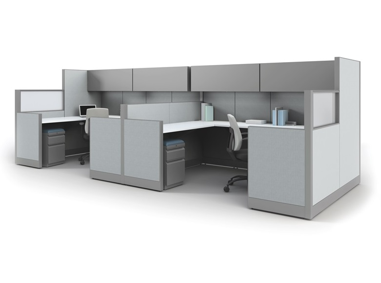 Modular Panel Systems & Cubicle Workstations