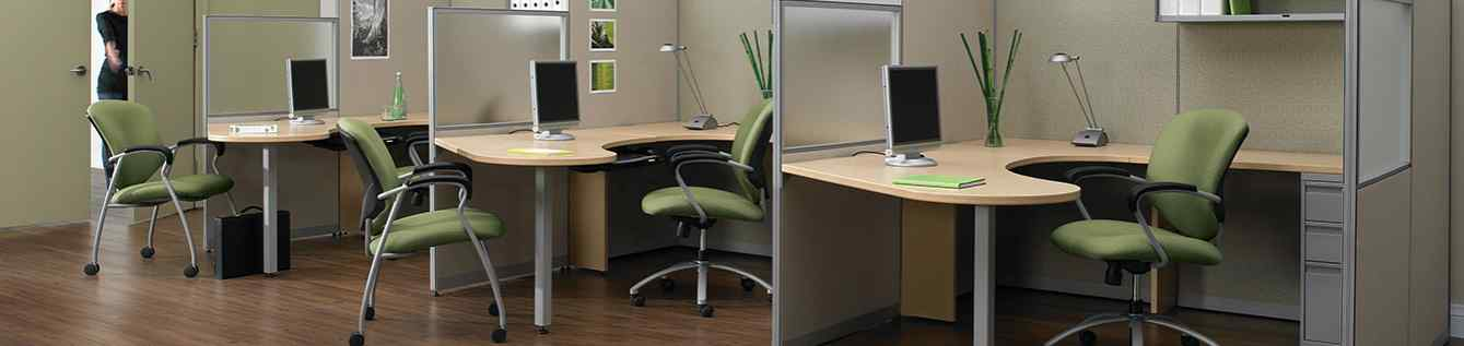 Acoustic Panels and Office Partitions