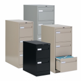 2600 Plus Series Vertical Cabinet