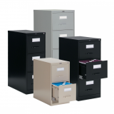 2600 Series Vertical Filing Cabinets