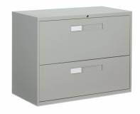 9300 Series - 2 Drawer Lateral Cabinet