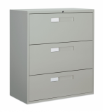 9300 Series - 3 Drawer Lateral Filing Cabinet