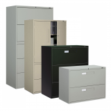 9300 Series Lateral Filing Cabinets