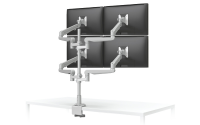 ESI Evolve Triple and Quad Monitor Arms