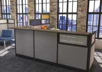 Echo Systems Reception Desks
