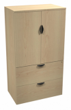 Innovations Cabinet Over Lateral Storage Unit