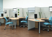 eO+ Panel System & Workstations