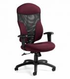 Tye Mesh-Back Chair