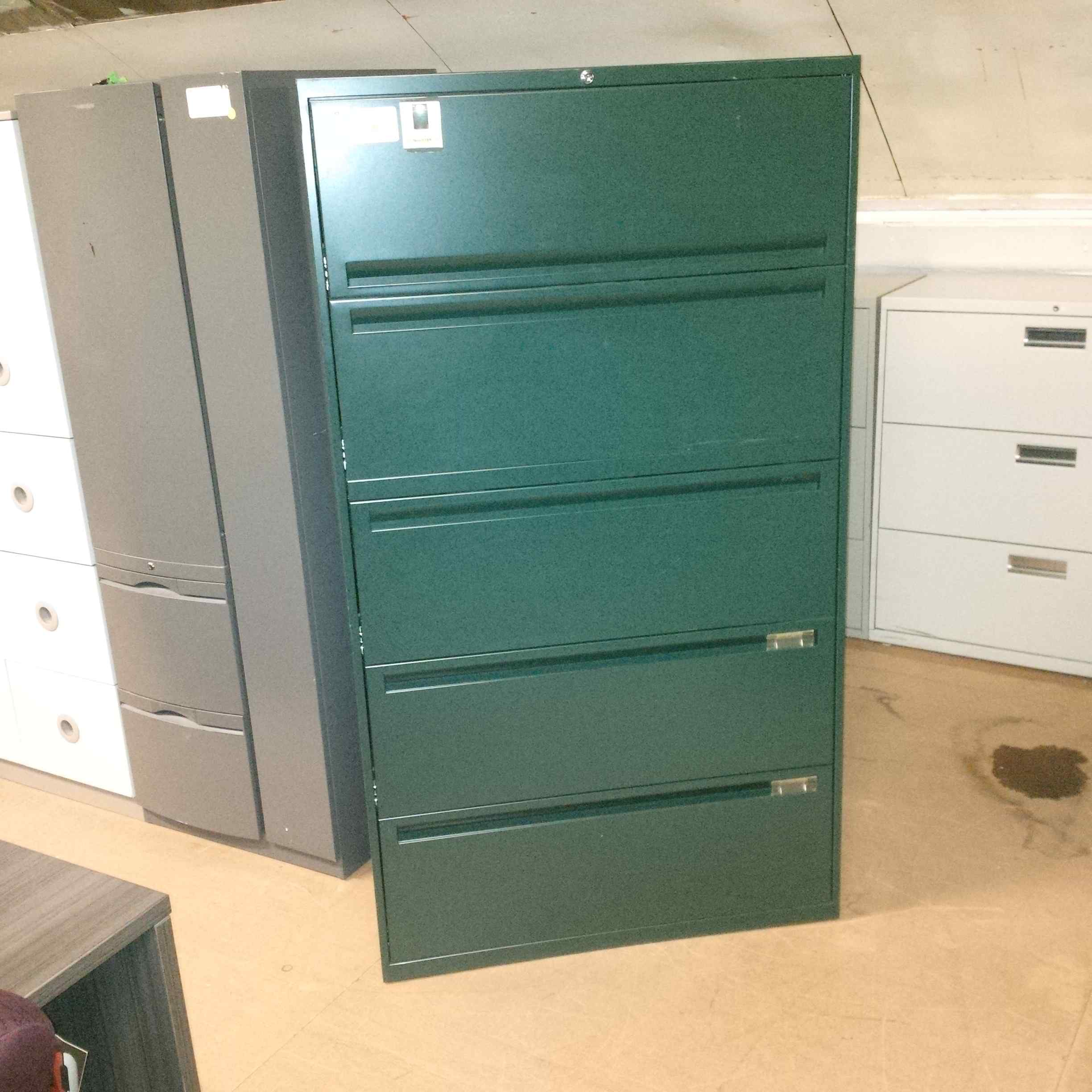 5 Drawer Lateral Filing Cabinet Buy Rite Business